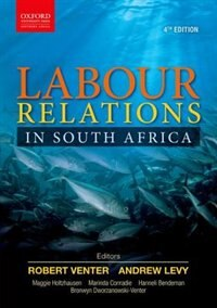 Book Labour Relations in South Africa by Andrew Levy