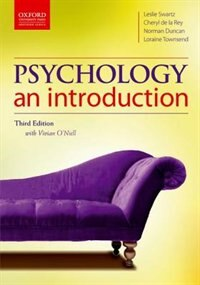 Book Psychology: an introduction by Leslie Swartz