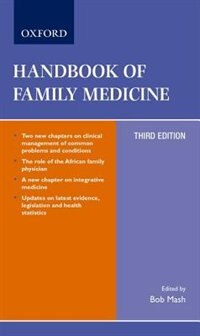 Book Handbook of Family Medicine by Dave Whittaker