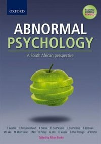 Book Abnormal Psychology: A South African perspective by Alban Burke