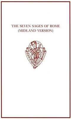 Book The Seven Sages Of Rome: (midland Version) by Jill Whitelock