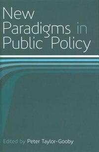 Book New Paradigms in Social Policy by Peter Taylor-Gooby