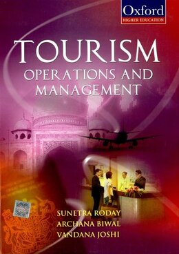 Book Tourism: Operations and Management by Sunetra Roday