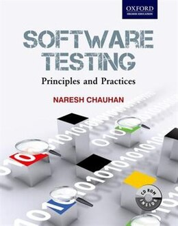 Book Software Testing: Principles and Practices by Naresh Chauhan