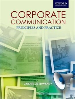 Book Corporate Communications: Principles and Pracitices by Jaishri Jethwaney