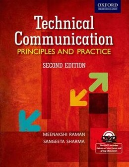 Book Technical Communication: Principles and Practice by Meenakshi Raman