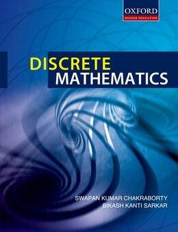 Book Discrete Mathematics by S. K. Chakraborty