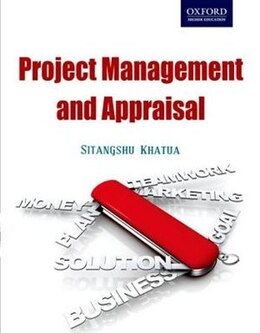 Book Project Management and Appraisal by Sitangshu Khatua