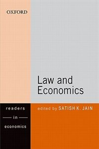 Book Law and Economics by Satish K. Jain