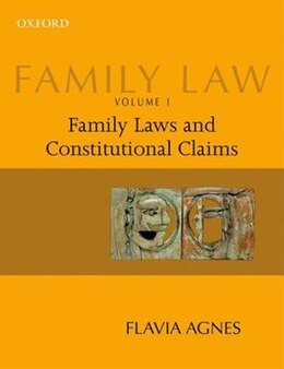Book Law, Justice, and Gender: Family Law and Constitutional Provisions in India by Flavia Agnes
