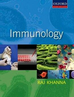Book Immunology by Raj Khanna