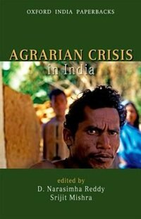 Book Agrarian Crisis in India by Narasimha Reddy