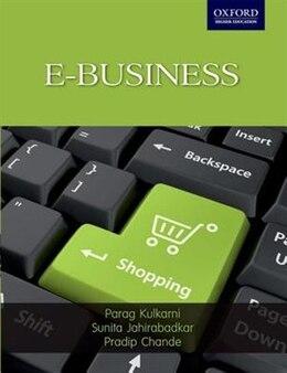 Book E-business by Parag Kulkarni