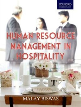 Book Human Resource Management in Hospitality by Malay Biswas