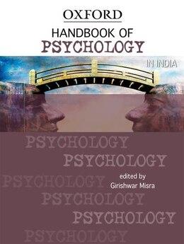 Book Handbook of Psychology in India by Girishwar Misra