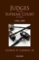 Judges of the Supreme Court of India: 1950-1989
