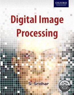 Book Digital Image Processing by S. Sridhar