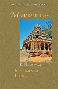 Book Mahabalipuram by R. Nagaswamy