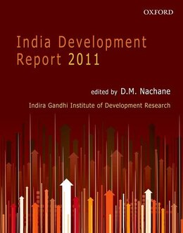 Book India Development Report 2011 by Mahendra Dev