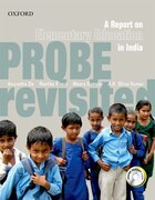 Probe Revisited: A Report On Elementary Education In India