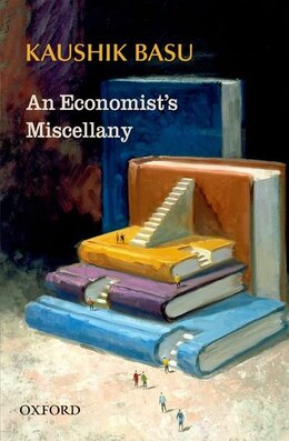 Book An Economists Miscellany by Kaushik Basu