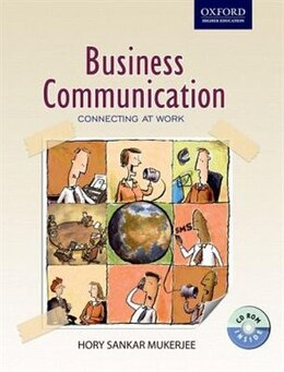 Book Business Communication: Connecting at work (with CD) by Hory Sankar Mukerjee