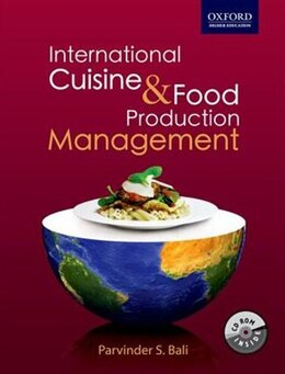 Book International Cuisine and Food Production Management by Parvinder S. Bali