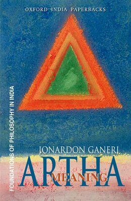 Book Artha: Meaning by Jonardon Ganeri