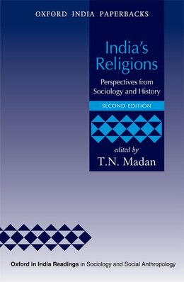 Book Indias Religions: Perspectives from Sociology and History by Madan