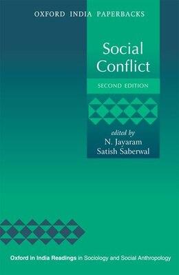 Book Social Conflict by N. Jayaram