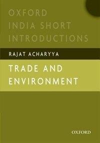 Book Trade and Environment by Rajat Acharyya
