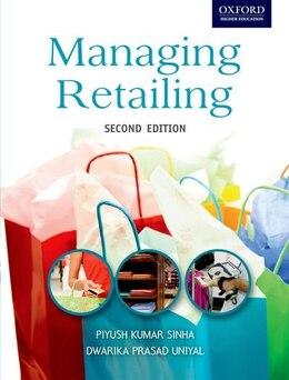 Book Managing Retailing by Piyush Kumar Sinha