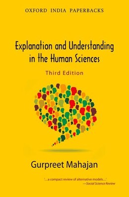 Book Explanation and Understanding in the Human Sciences by Gurpreet Mahajan