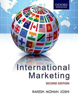 Book International Marketing by Rakesh Mohan Joshi