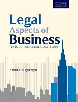 Book Legal Aspects of Business by Daniel Albuquerque