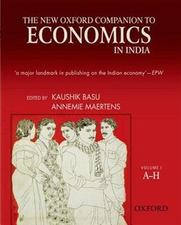 Book THE NEW OXFORD COMPANION TO ECONOMICS IN INDIA by Kaushik Basu