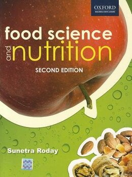 Book Food Science and Nutrition by Sunetra Roday