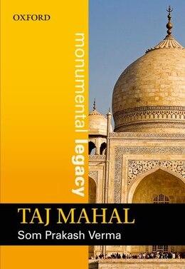 Book Taj Mahal by Som Prakash Verma