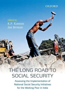 Book The Long Road to Social Security by K. P. Kannan
