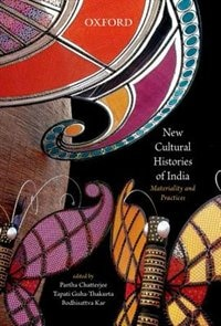 Book New Cultural Histories of India by Partha Chatterjee