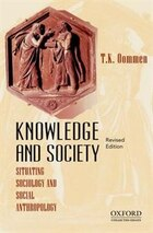 Knowledge and Society: Situating Sociology and Social Anthropology