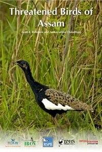 Book Threatened Birds of Assam by Asad R. Rahmani