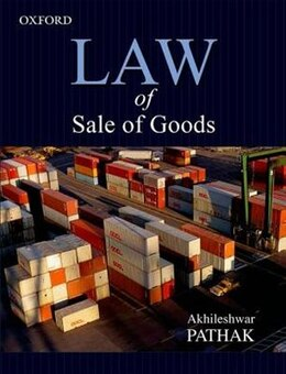 Book Law of Sale of Goods by Akhileshwar Pathak