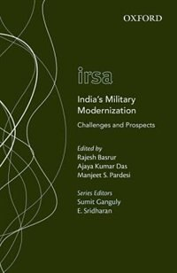 Book Indias Military Modernization: Challenges and Prospects by Rajesh Basrur