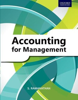 Book Accounting for Management: A Basic Text in Financial and Management Accounting by S. Ramanathan
