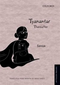Book Tyanantar: Thereafter by Sanya