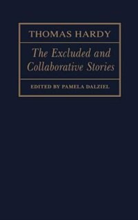 Book The Excluded and Collaborative Stories by Thomas Hardy