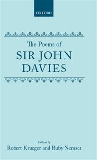 Book The Poems by John Davies