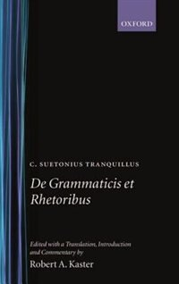 De Grammaticis et Rhetoribus: With Translation, Introduction, and Commentary