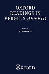 Book Oxford Readings in Vergils Aeneid by S. J. Harrison